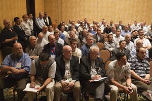 CONFERENCES:  Record Design-Build Water/Wastewater Conference Held in Texas