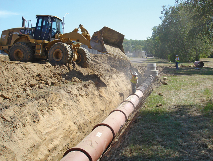 Pipe Materials: Least Cost or Best Value?   Water Finance & Management
