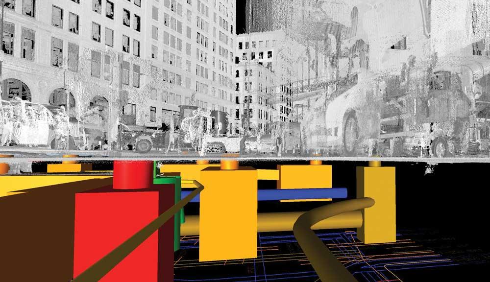 3D urban
