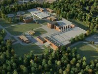 Archer Western, Brown and Caldwell begin expansion of water reclamation facility