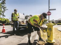 Saving Water in Silicon Valley: San Jose Water uses permanent leak detection to address water loss
