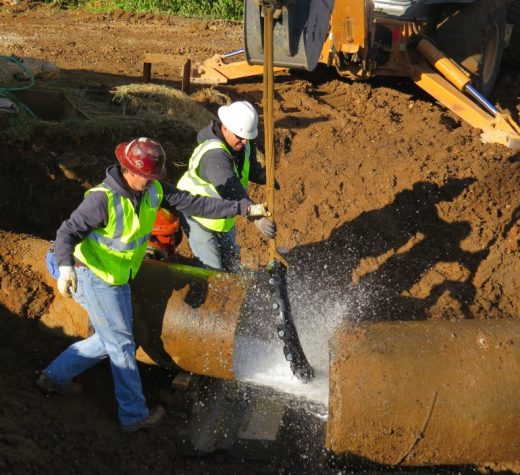 Study: Water main breaks up 27 percent in past six years