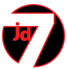 JD7 Logo small White JPG
