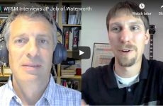 WF&M Conversations: Talking rate setting, rate maintenance and communication with Waterworth's JP Joly