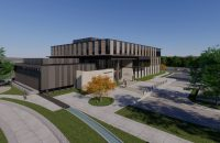 Construction begins on 'The Water Tower' innovation center