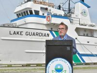 EPA chief Wheeler announces new Great Lakes restoration grant program