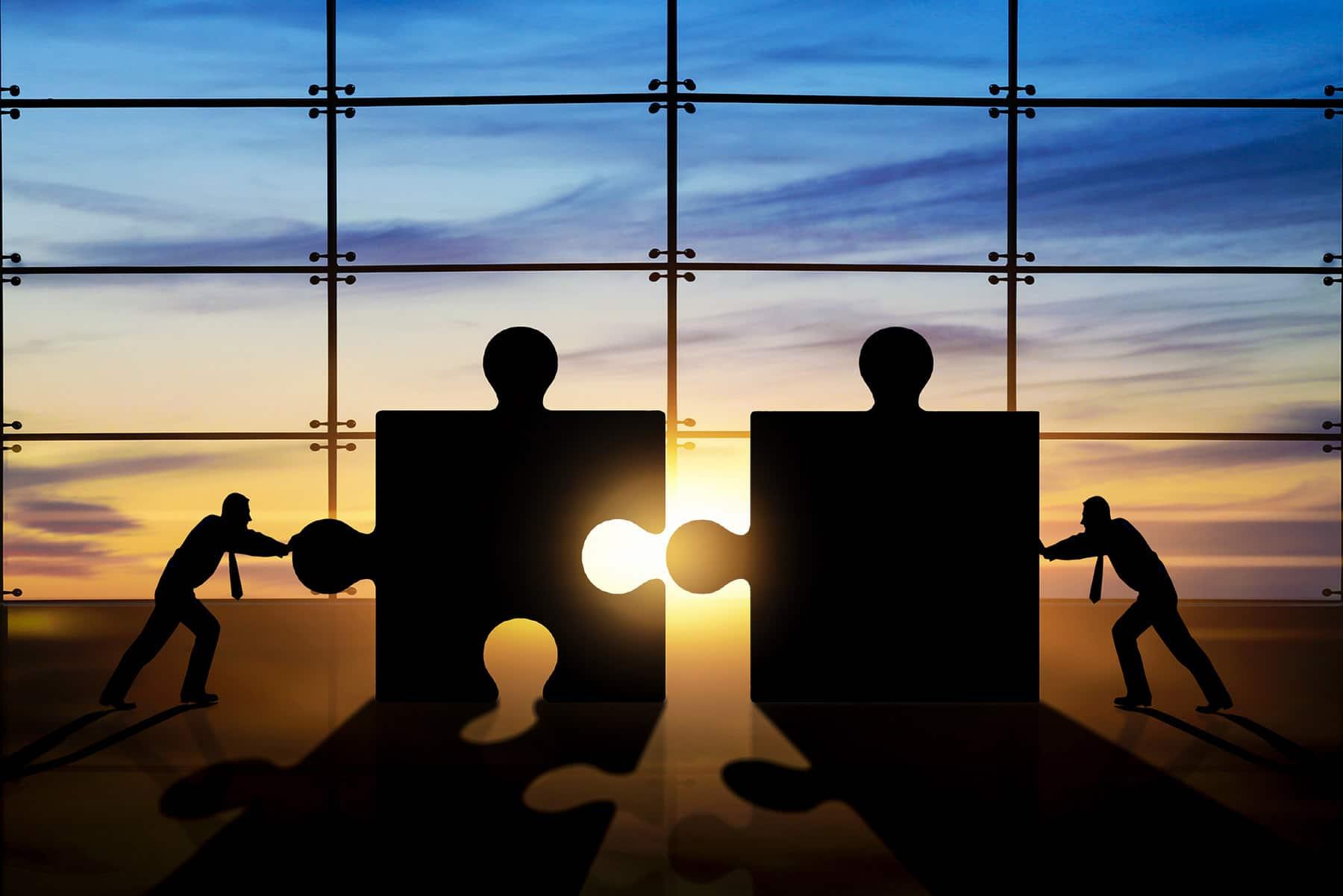 Team Building For Business Men