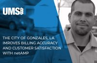 City of Gonzales, LA, Improves Billing Accuracy and Customer Satisfaction