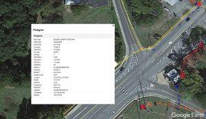 google earth street image