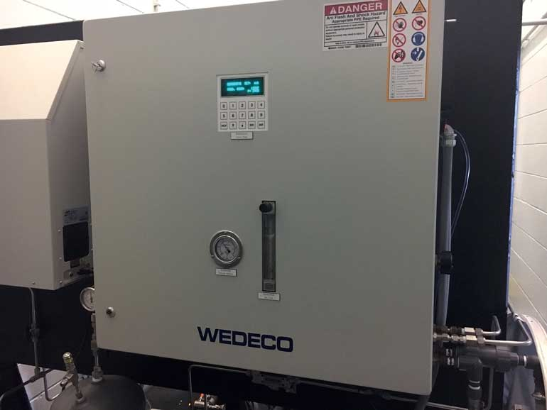 GSO 30 Ozone Generator from Wedeco, a Xylem brand