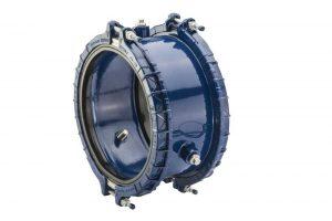 The unique design features of the large diameter coupling