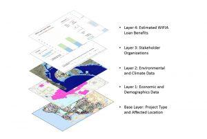 map overlay graphic