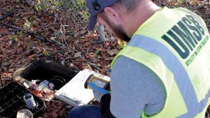 meter install