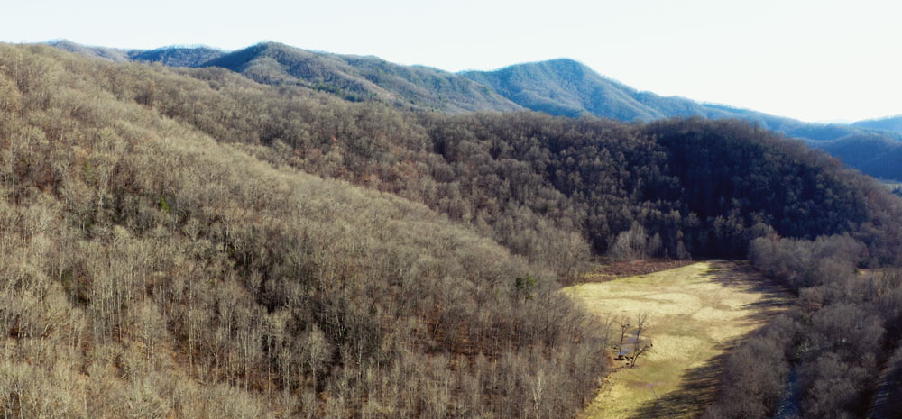 mountains of North Carolina