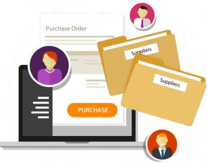 purchase order illustration