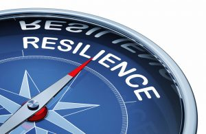 Resilience compass illustration