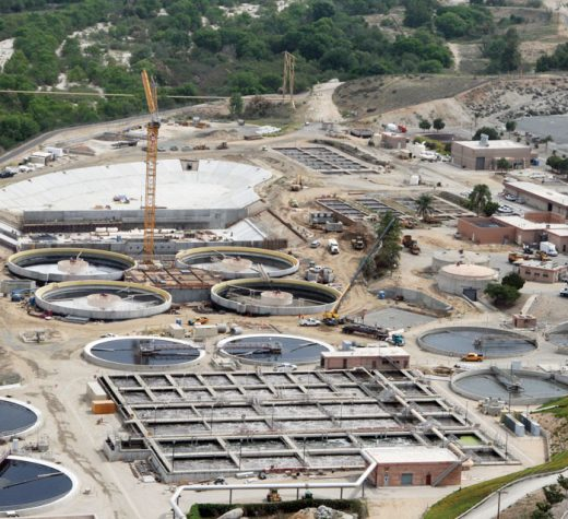 At a cost of nearly $200 million, the Riverside Regional Water Quality Control Plant Phase 1 Expansion is the largest public works project the city has ever completed.
