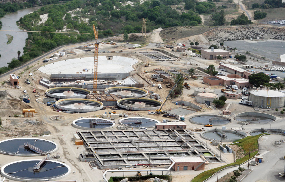 Active Expansion: Riverside Water Quality Control Plant Tackles Upgrades While Remaining Online