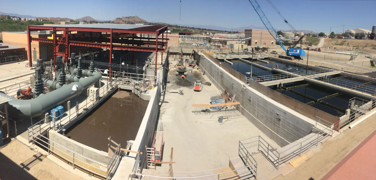 Riverside Regional Water Quality Control Plant Phase 1 Expansion