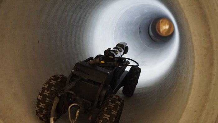 Eyes Underground: Advances in Sewer Inspection Cameras, Software Help Us  Know What's Below   Water Finance & Management