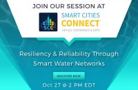 Join UMS & The City of Columbia, SC at Smart Cities Connect