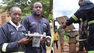 bringing water to remote villages