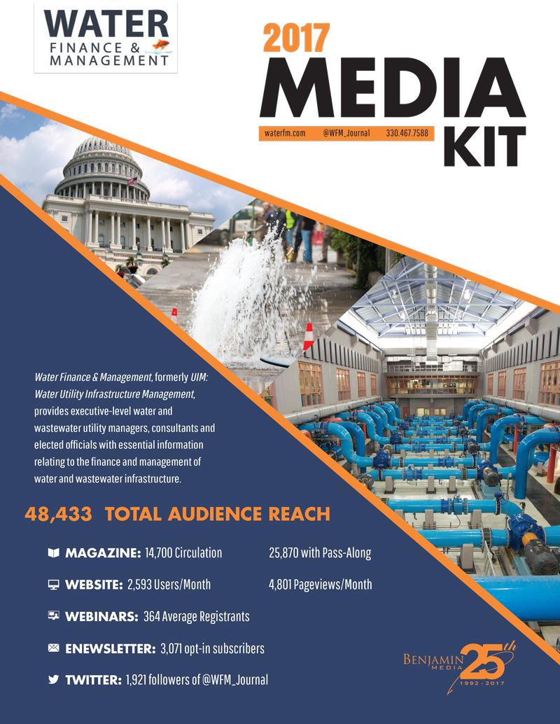 Water Finance & Management Media Kit